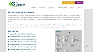 Hundreds of open child care positions remain unfilled in the Tri-State