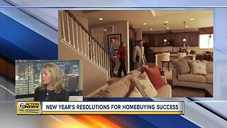 New Years Resolutions for Homebuyers