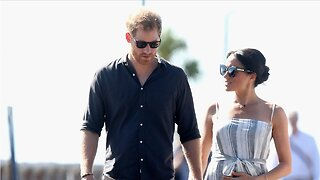 Prince Harry And Meghan To Tour Africa In Fall