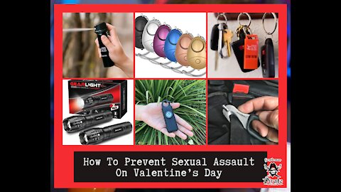How To Prevent Sexual Assault On Valentine's Day