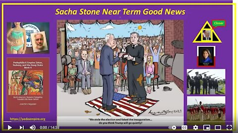 Sacha Stone on Near Term Good News for Homo Sapiens ¦ Robert David Steele