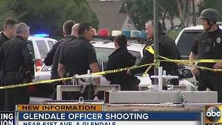 More details released in Glendale officer-involved shooting - Video