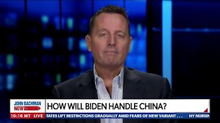 Ric Grenell: Biden Pushing Obama's Failed Foreign Policy