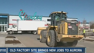 500 new jobs, 50 new businesses coming to new Aurora development - Video