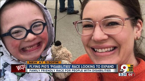 PigAbilities race celebrates runners with disabilities