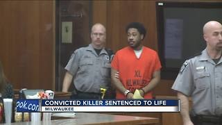 Dwayne Chaney: Convicted murderer gets life in prison after twice running from police - Video