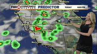 FORECAST: Storm chances continue this week - Video