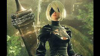'Nier: Automata's Steam port is finally getting an upgrade