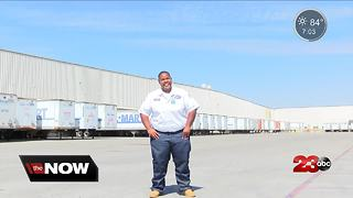Local truck driver featured in national commercial