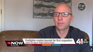 OP firefighter helps first responders fight PTSD - Video