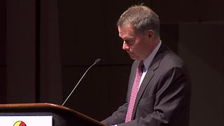 Indianapolis Mayor Joe Hogsett: 'I am accountable' for Aaron Bailey shooting - Video