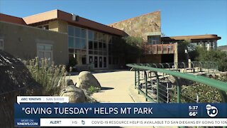 Giving Tuesday essential for Mission trails Regional Park