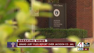 Jackson County grand jury issues scathing report on jail