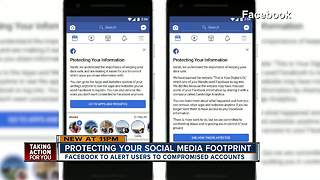 Facebook users still waiting on privacy scandal notices - Video