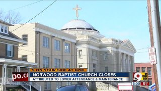 Church closes after more than 140 years