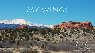 MY WINGS | Joseph James | [Official Lyric Video]