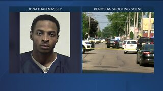 Wis. Department of Justice release name of suspect wanted for shooting of Kenosha police officer