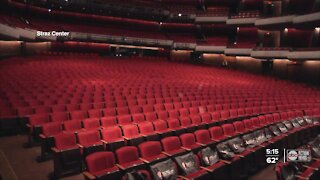Relief coming to Tampa Bay area music venues and performing arts theaters