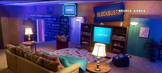 The Last Blockbuster teams up with AirBnB