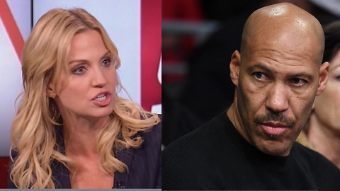 Michelle Beadle FLIPS HER SH!T at the Very Mention of LaVar Ball's Name