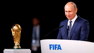 How Russia Won The Bid For The 2018 World Cup - Video