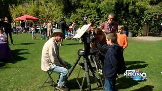 STEM day at Reid Park Zoo - Video