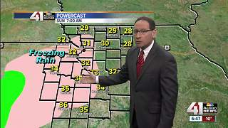 Jeff Penner Saturday AM Forecast Update 1 6 18 - Video