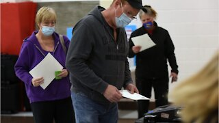 Majority Of Georgia Voters Say Presidential Election Conducted Fairly