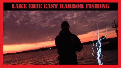 Lake Erie Fishing East Harbor