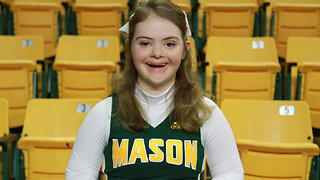 Down Syndrome Didn't Stop Me Becoming A Cheerleader   BORN DIFFERENT