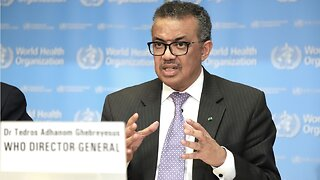WHO Director General Wants World To 'Test, Test, Test'