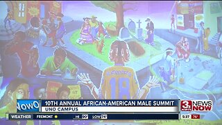 African American Male Summit at UNO