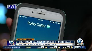 Government shutdown could mean more robocalls on your cellphone