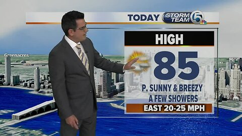 South Florida weather 9/21/19
