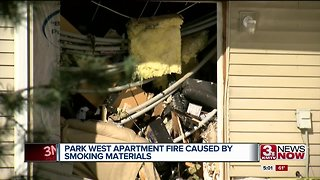 Residents start over after apartment fire - Video