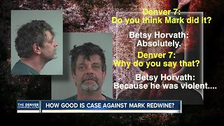 Denver7 legal analyst on Dylan Redwine case: Most harmful evidence against father is son's blood - Video