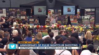 Orlando community remembers 49 lives lost at Pulse nightclub two years after shooting