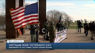 Milwaukee honors those who served during National Vietnam War Veterans Day