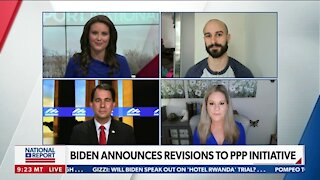 BIDEN ANNOUNCES REVISIONS TO PPP INITIATIVE