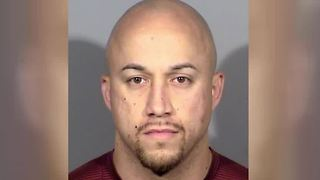 Vegas officer arraigned on manslaughter charge in chokehold death - Video