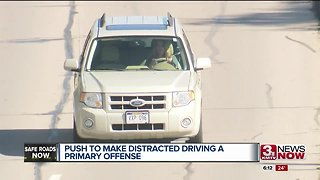 Push to Toughen Distracted Driving Laws