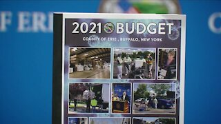 Proposed Erie County budget reflects fallout from COVID