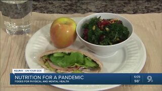 Nutrition for a pandemic