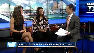 Annual Fired Up Fundraiser is coming soon - Video