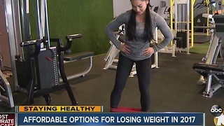 Affordable ways to get in shape in 2017 - Video