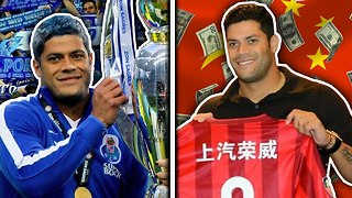 Footballers Who Sold Out XI | Hulk, Tevez & Roberto Carlos! - Video