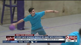 Study Says Schools Should Do Away With Dodgeball