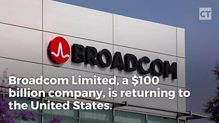 $100 Billion Company Coming Back to U.S. - Video