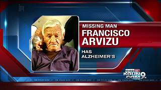 Police searching for missing man with Alzheimer's - Video
