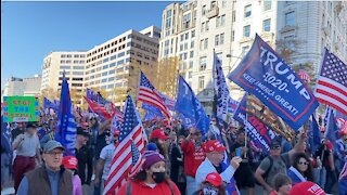 March for Trump | Million MAGA March | Washington DC | 2020-11-14 I IMG_1977